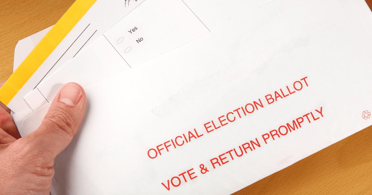 absentee ballot 1 - Think Tennessee