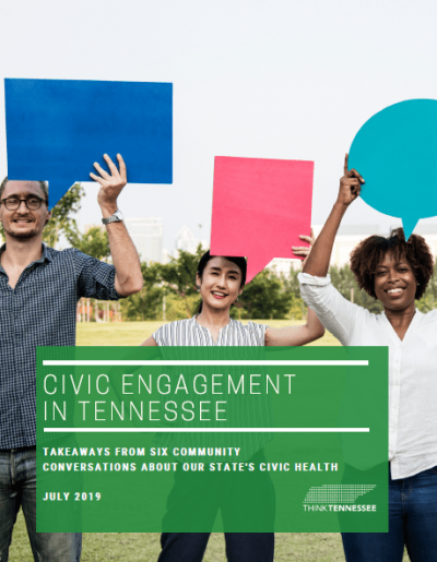community conversations report - Think Tennessee